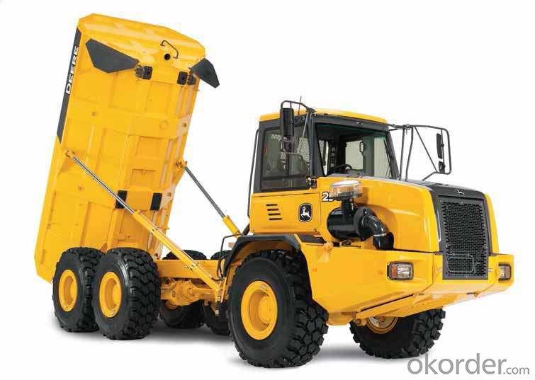 Dump Truck Top Quality Mining