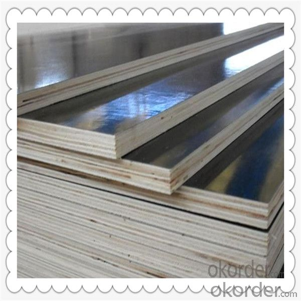 Poplar Material Film Faced Plywood with Highest Quality