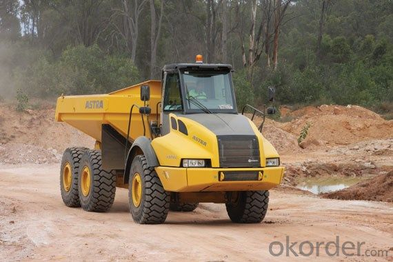 Dump Truck  6 * 4 10 t quality assured