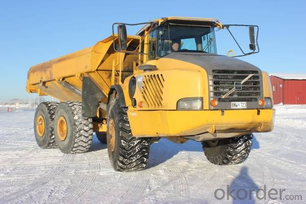 Dump Truck 6X4 336HP 50t Tipper Truck