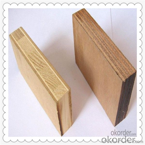 15mm Thickness Commercial Plywood for Lowest Price
