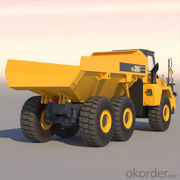 Dump Truck 20-40ton Jwz 6X4