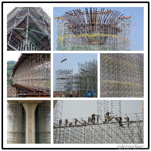 Formwork Steel Props Scaffolding System with low price