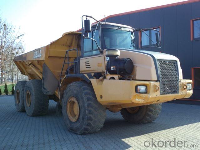 Dump Truck Heavy Truck Dumper 4-Wheels Drive Camc  6*4