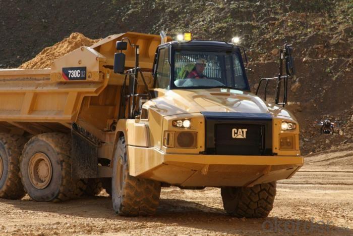 Dump Truck 70tons 32 Cubic Mining Truck HOWO 420HP