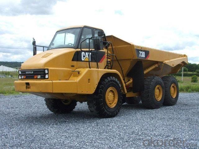 Dump Truck  6X4 U-Typetipper Truck, (QDT3310CZ7)