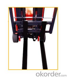 Battery Four Wheel Forklift FE4F16/18(AC)