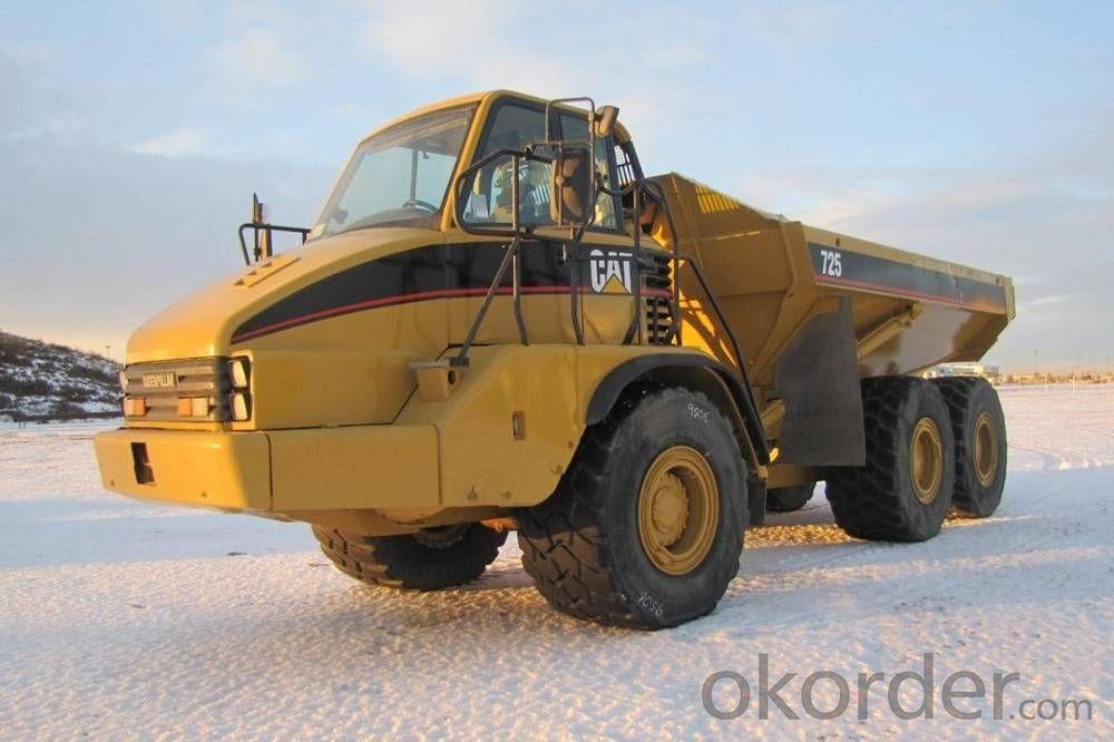 Dump Truck of  Series 6X4