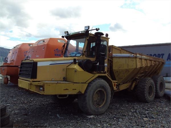 Dump Truck 6X4 Hova Mining Rhd Dumper Tipper Truck