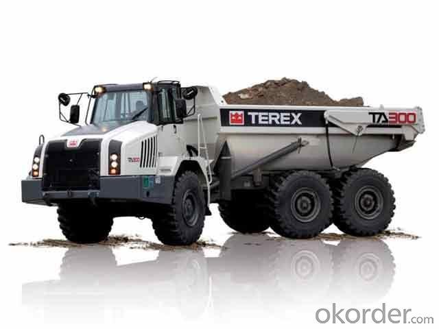 Dump Truck 8X4 30ton for Sale