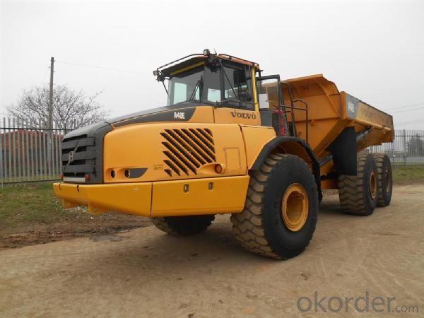 Dump Truck 70tons 32 Cubic Mining Truck 420HP Mining
