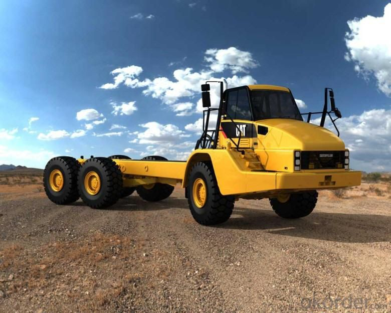 Dump Truck Best-Selling 380HP 6X4 Tipper