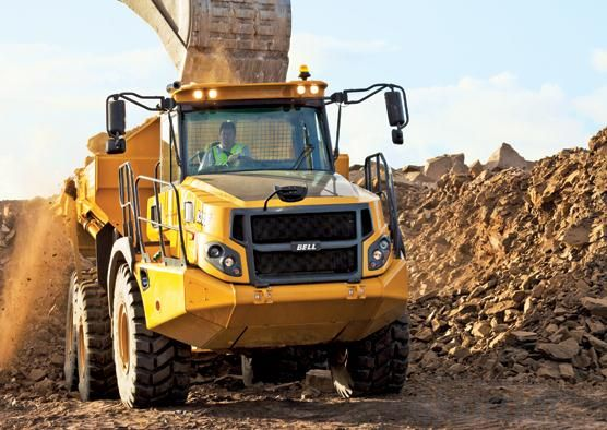 Dump Truck Heavy Duty   6X4  10-15 Ton 4X2 180HP
