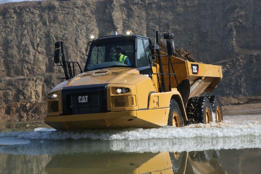 Dump Truck 70t Mining (ZZ5707S3640AJ)