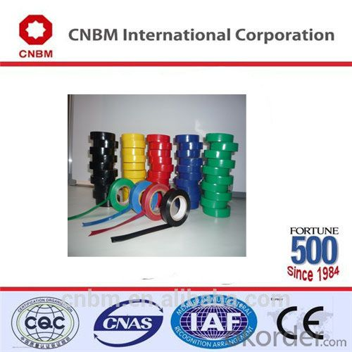 2015 Colored PVC Electrical Insulation Tape