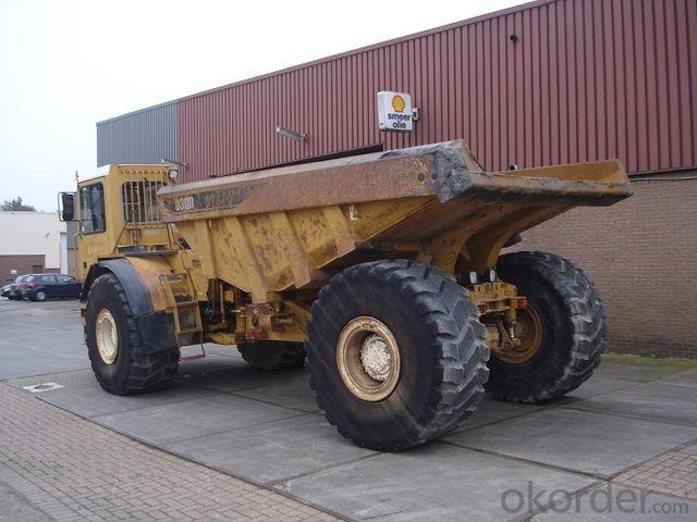 Dump Truck 6X4 Tipper Truck (QDT3310CZ7)