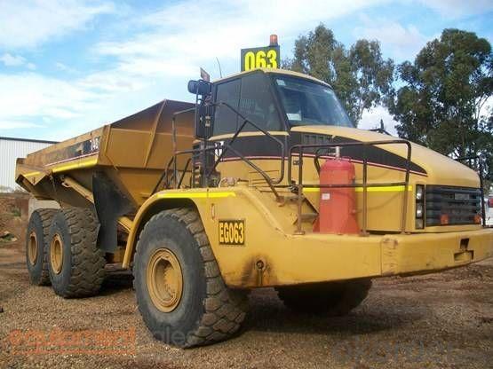 Dump Truck Trucks 6X4 340HP Euro IV Mining