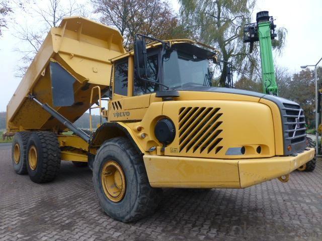 Dump Truck120HP 6 Wheels  7ton 8ton Dumper