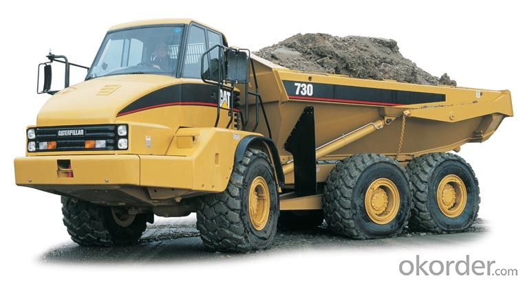 Dump Truck Heavy Duty 10 Wheel 371HP  U-Shape