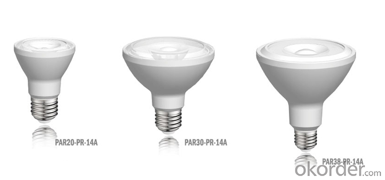 Superior Quality Led Par 38 Warm White Led Par Light,4.8W