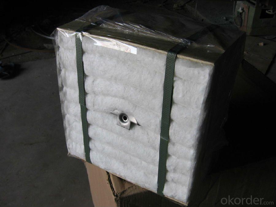 Ceramic FIber Blanket Refractory Module 1260C HP