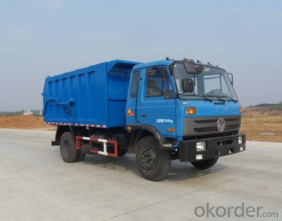 Container Garbage Truck Detachable Supply  of 15-20m3