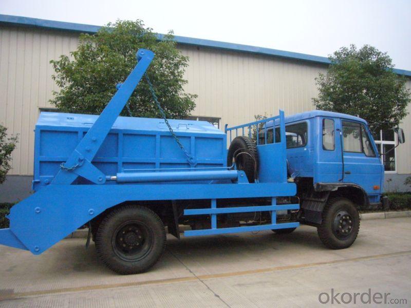 Sinotruk Skip Loader Skip Loader Garbage Truck