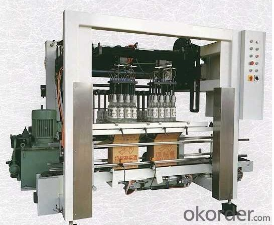 Automatic Cold Glue Labeling Machine JC-3M