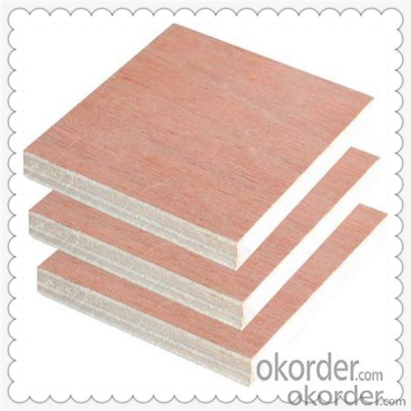 Eucalyptus Core Material Plywood of Okoume Film with High Quality
