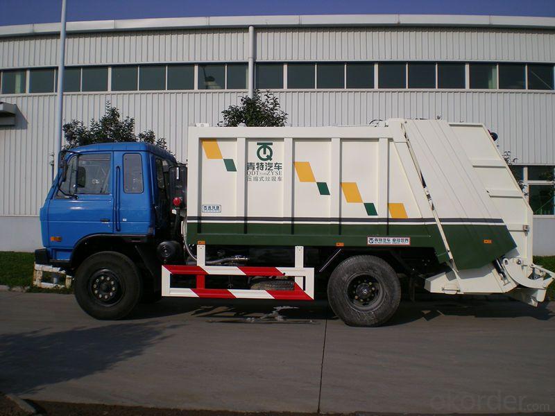 4X2 Compression Garbage Truck (QDT5141ZYSI)