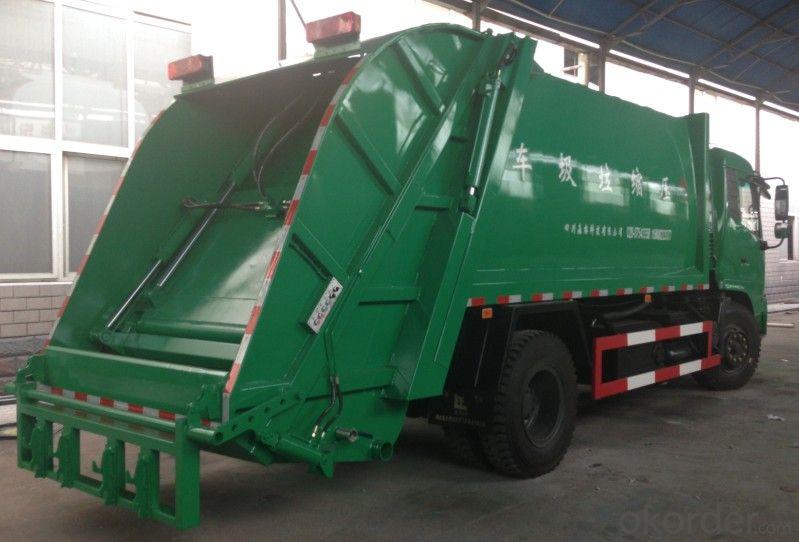 Compressor Garbage Truck Professional Supply