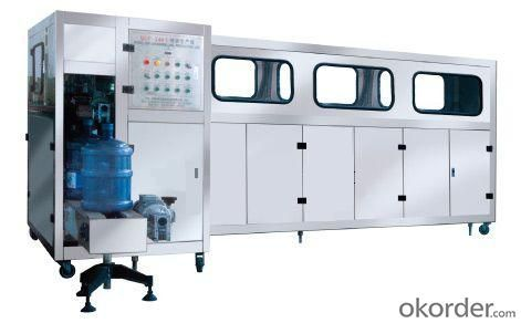 CGF Series Washing-Filling-Capping 3-in-1 Monobloc CGF24/24/8