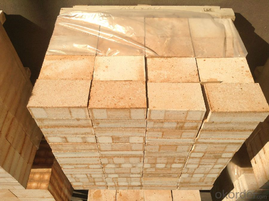 Composite Brick with Al2O3 content 85-90%
