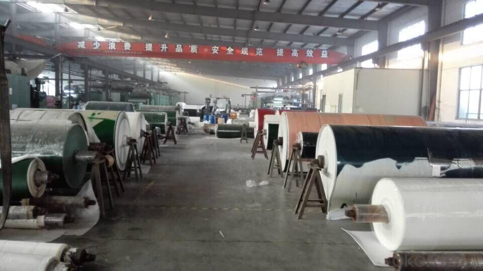 Food Industry PVC Conveyor Belt Flat Conveyor Belt
