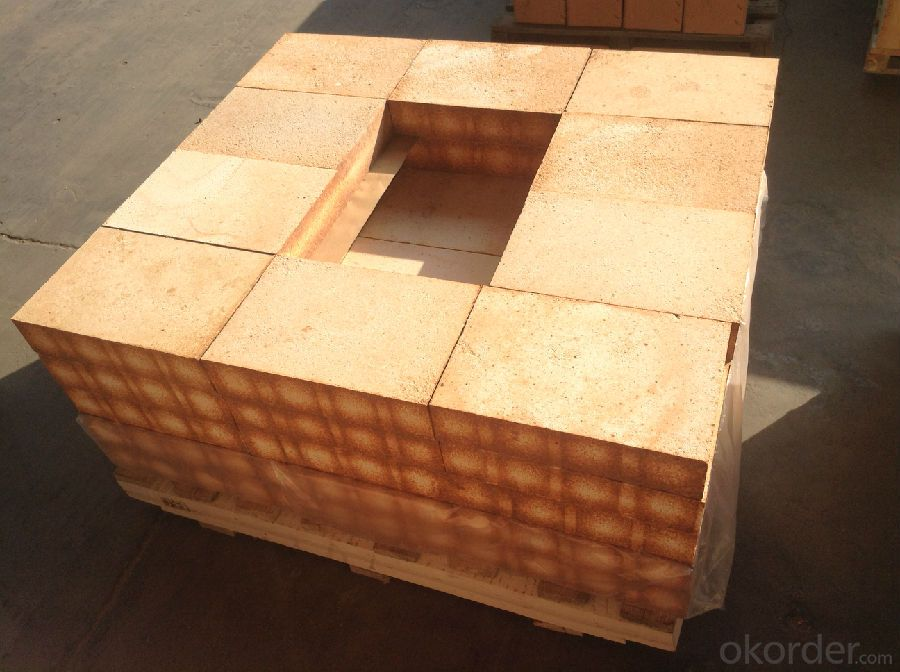 High Alumina Brick with Al2O3 content 85-90%