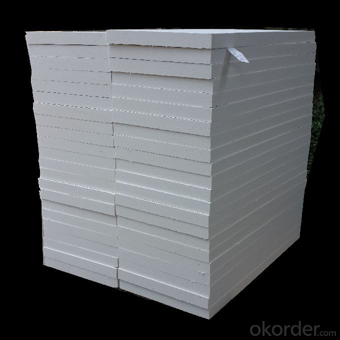 Ceramic FIber Board and Insulating Board 1350C