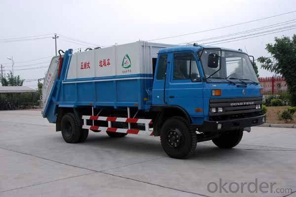 Garbage Truck Camc 4*2 Diesel   5500-16000L Euro IV 4X2/6X4