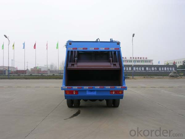 Garbage Transportation Truck/Garbage Compactor Truck