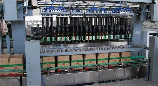 Automatic Sleeve Label & Shrink Machine CY-300