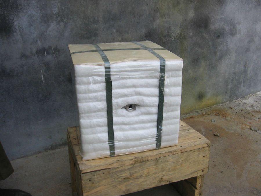 Ceramic FIber Blanket Refractory Module 1430C HZ