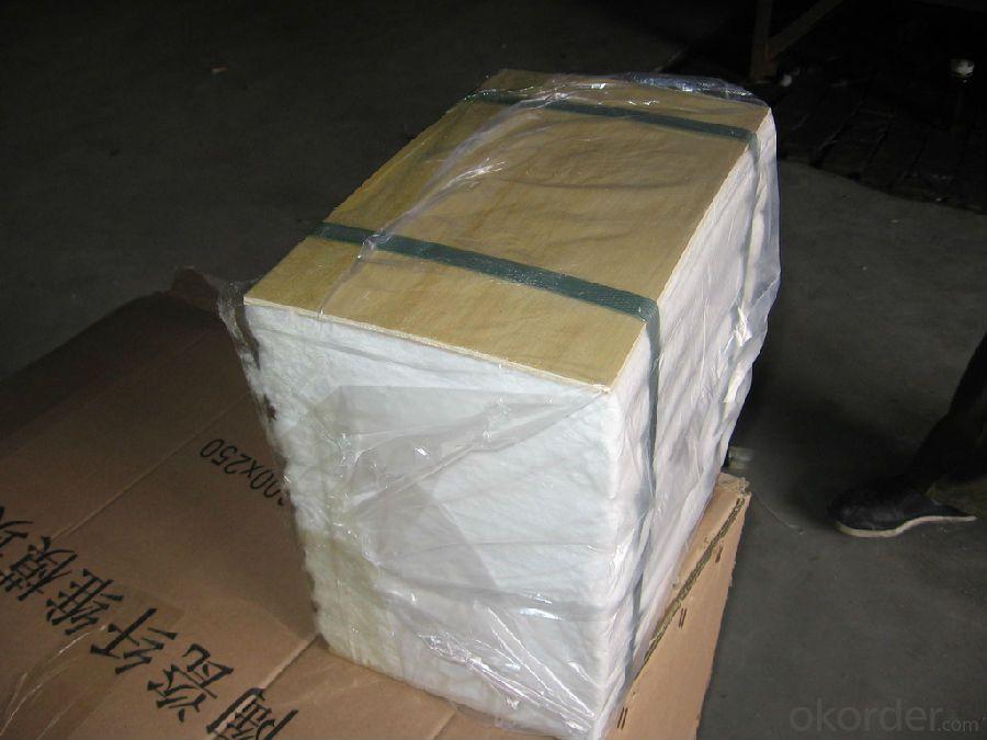 Ceramic FIber Blanket Refractory Module 1260C