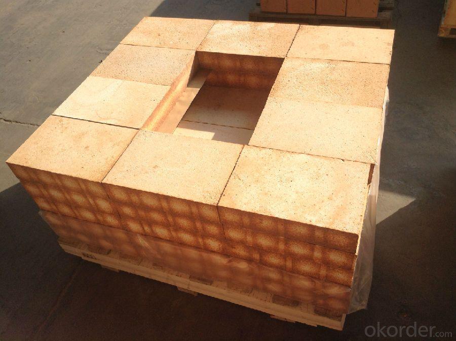 Composite Brick with Al2O3 content 55-60%