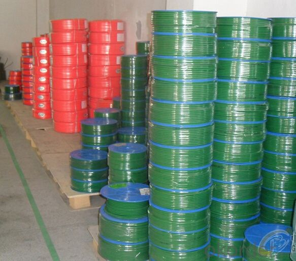 PU Polyurethane Round Belt 8mm Diameter For Industrial Transmission