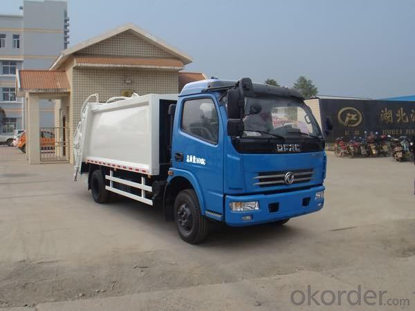 Garbage Truck Natural Gas Fuel Kitchen