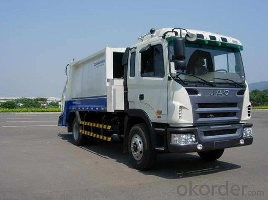 Compression Garbage Truck Professional Supply  of 15-20m3