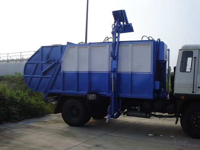 Garbage Compactor Truck Small New