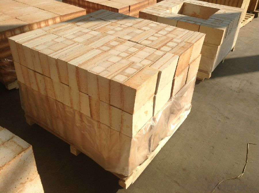 High Alumina Brick with Al2O3 content 50-55%
