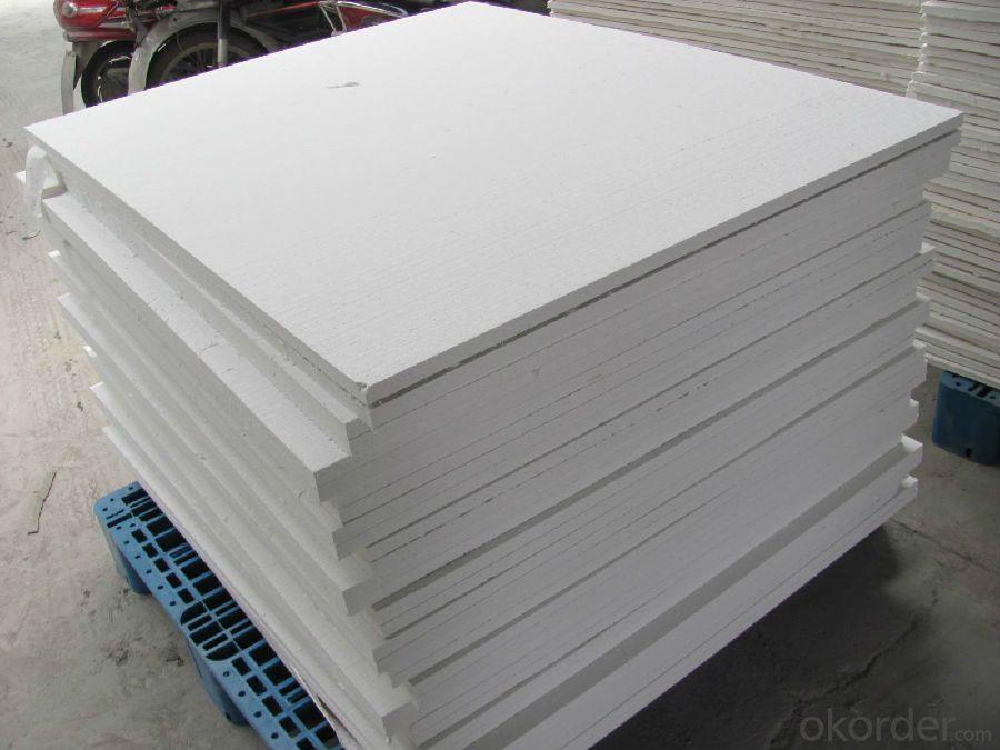 Ceramic FIber Board and Insulating Board 1260C HP