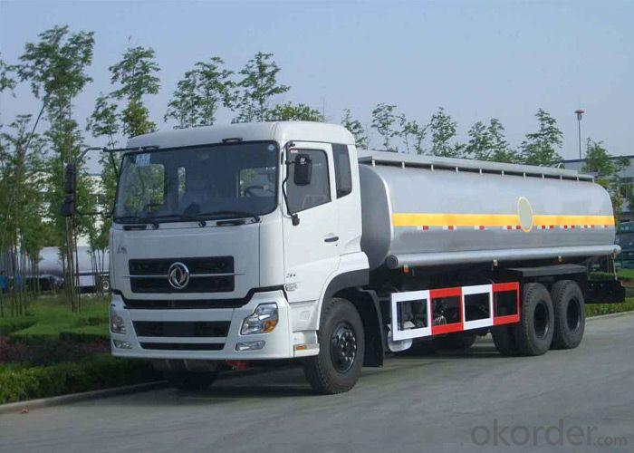 Fuel Tank Truck Dlong 8X4 40000L Tank Truck