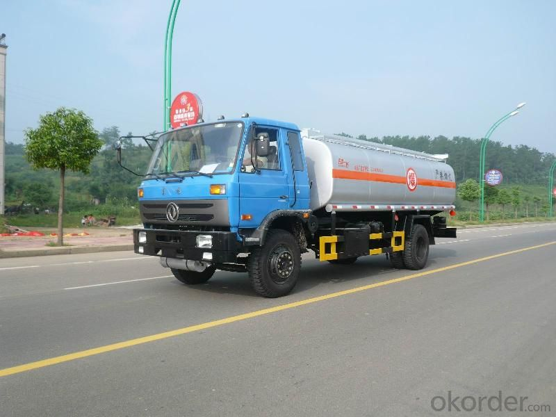 Tank Truck 36000L Aluminum  for Fuel Delivery